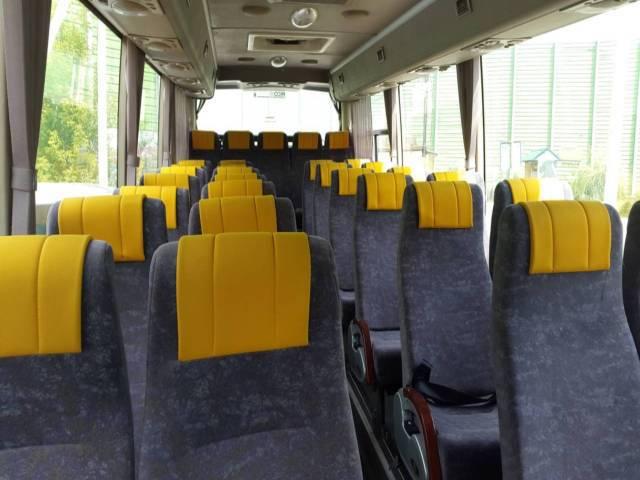 Аренда автобуса в Москве на 31 место