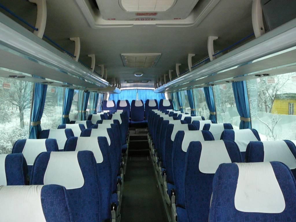 Аренда автобуса на свадьбу на 35 мест