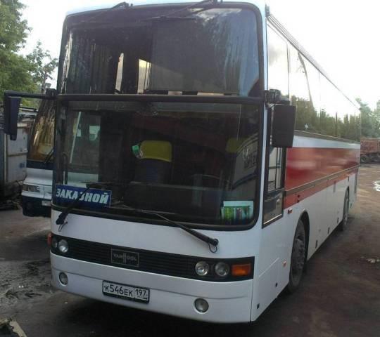 Аренда автобуса в Москве на 50 мест